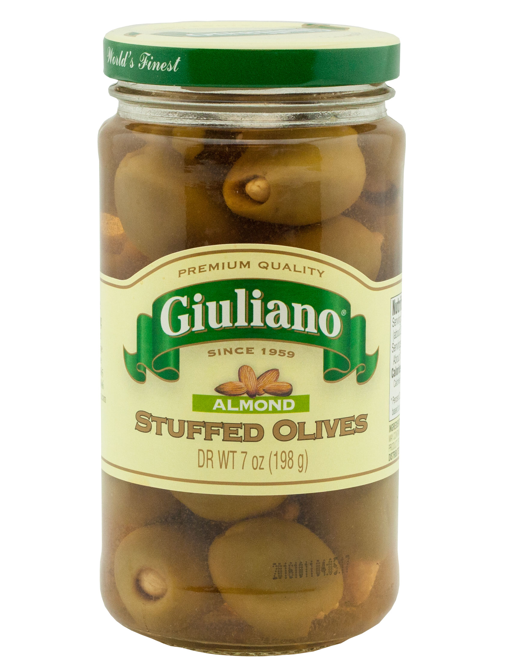 RETAIL | Giuliano Peppers Almond Olie