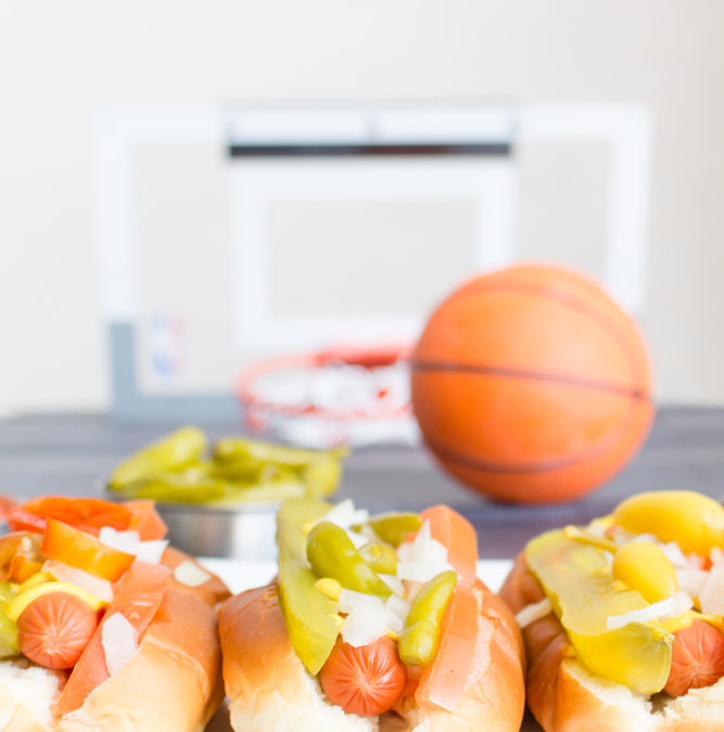 March Madness Party Dogs
