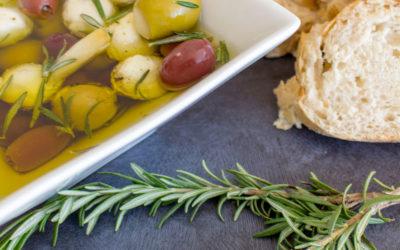 Mozzarella Garlic Dip