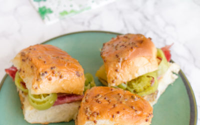St. Paddy's Day Sliders